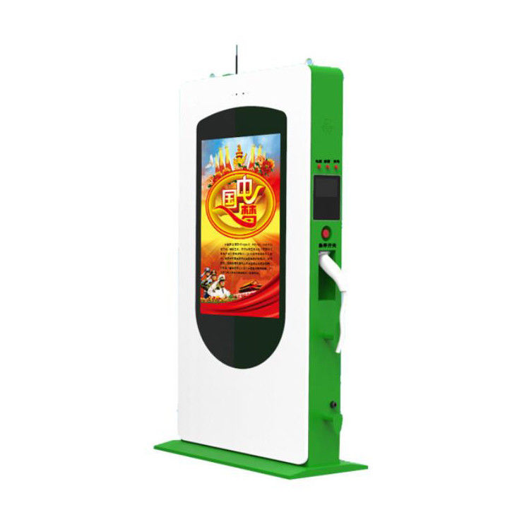 IP65 Waterproof Digital Signage Charging Station 5ms Response Time